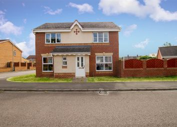 Thumbnail 3 bed detached house for sale in Bramham Croft, Wombwell, Barnsley