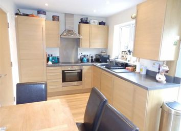 Thumbnail 3 bed town house for sale in Meridian Rise, Ipswich