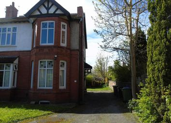 Thumbnail 2 bed property to rent in Corkland Road, Chorlton Cum Hardy, Manchester