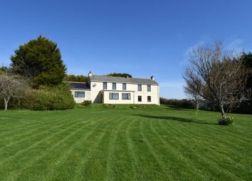 Thumbnail 4 bed detached house for sale in Carnmenellis, Redruth