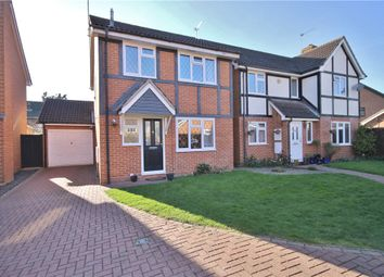 Thumbnail 3 bed detached house for sale in Turners Close, Staines-Upon-Thames, Surrey