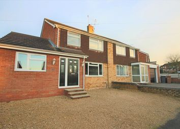 Thumbnail 4 bed semi-detached house to rent in Corunna Main, Andover, Hampshire