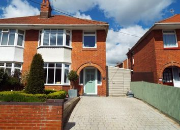 Thumbnail 3 bed semi-detached house for sale in Regents Park, Southampton, Hampshire