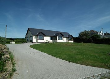 Thumbnail 5 bedroom detached bungalow for sale in Parkers Cross, West Looe, Cornwall