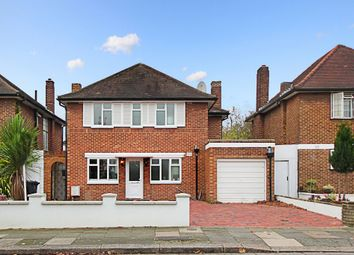 Thumbnail 4 bed detached house for sale in Corringway, London