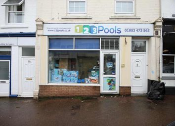 Thumbnail Retail premises for sale in Old Mill Road, Torquay