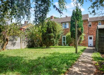 Thumbnail 3 bed terraced house for sale in Westlands Drive, Oxford