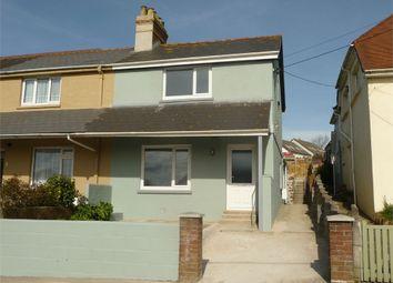 Thumbnail 3 bed end terrace house for sale in 11 Harbour Village, Goodwick, Pembrokeshire