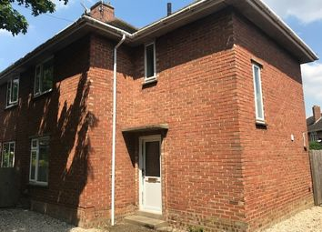 Thumbnail 3 bed semi-detached house to rent in Little John Road, Norwich