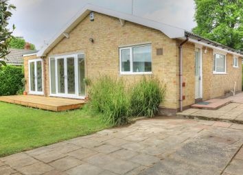 Thumbnail 3 bed detached bungalow for sale in Rectory Road, Lowestoft