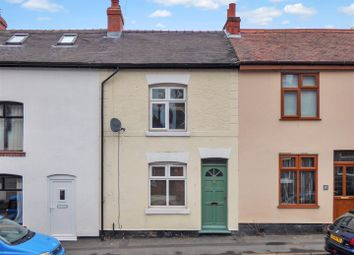 Thumbnail 2 bed terraced house for sale in Bosworth Road, Measham, Swadlincote