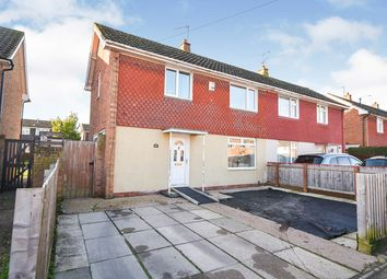 2 bed semi-detached house for sale in Woodfield Avenue, Lincoln, Lincolnshire LN6