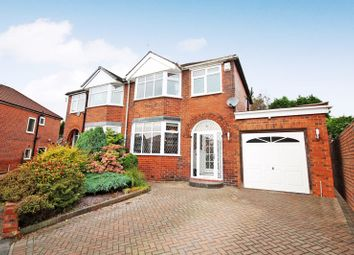Thumbnail 3 bed semi-detached house for sale in Hillside Avenue, Whitefield, Manchester