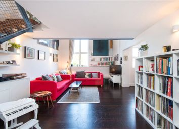 3 bed maisonette for sale in The Beaux Arts Building 10-18, Manor Gardens, London N7