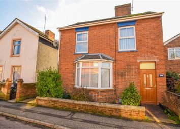 Thumbnail 3 bed detached house for sale in Meyrick Crescent, Colchester, Essex