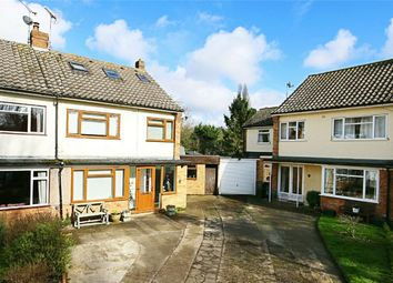 Thumbnail 4 bed semi-detached house for sale in Cage End Close, Hatfield Broad Oak, Bishop's Stortford, Herts