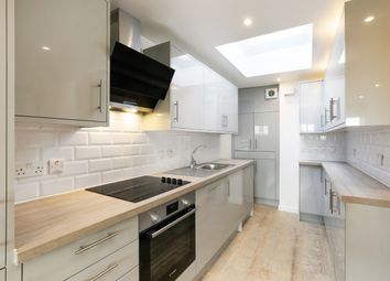 Thumbnail 2 bed flat to rent in Waldo Road, London