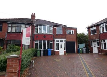 Thumbnail 5 bed semi-detached house for sale in St. Teresas Road, Firswood, Manchester, Greater Manchester