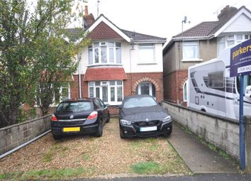 Thumbnail 3 bed semi-detached house for sale in Surrey Road, Swindon, Wiltshire