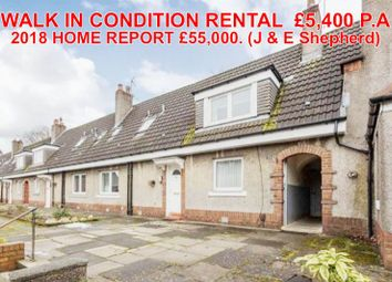 Thumbnail 1 bed flat for sale in 33, Rowan Avenue, Renfrew PA49Au
