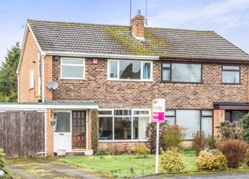 Thumbnail 3 bed semi-detached house for sale in Long Compton Drive, Hagley, Stourbridge