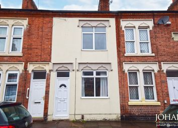 Thumbnail 2 bed terraced house to rent in Lord Byron Street, Leicester, Leicestershire