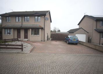 Thumbnail 3 bed property for sale in Belhaven Road, Pitmedden, Ellon