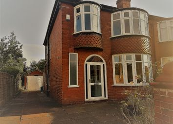 Thumbnail 3 bed semi-detached house to rent in White Moss Avenue, Manchester