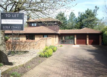 Thumbnail 4 bed detached house to rent in Mickleton, Downhead Park, Milton Keynes
