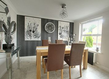 Thumbnail 4 bed detached house for sale in Bluebell Place, Mansfield Woodhouse, Mansfield