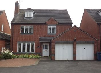 Thumbnail 4 bed property to rent in Copper Glade, Stafford