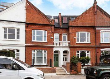 Thumbnail 4 bed town house to rent in Bovingdon Road, Fulham, London