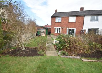 Thumbnail 3 bedroom semi-detached house for sale in Rowner Close, Gosport