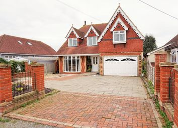 Thumbnail 5 bed detached house for sale in Main Road, Southminster