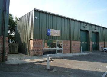Thumbnail Warehouse to let in Unit 9 Ldl Business Centre, Station Road West Ash Vale, Surrey