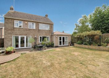 Thumbnail 4 bed detached house for sale in Newport Way, Ufford, Stamford