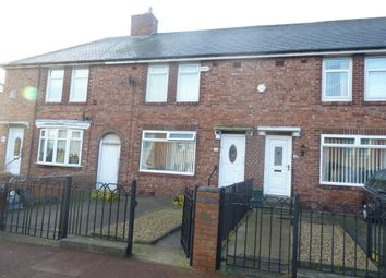 Thumbnail 3 bed terraced house to rent in Kingston Avenue, Newcastle Upon Tyne