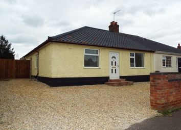 Thumbnail 3 bed bungalow to rent in Sprowston, Norwich