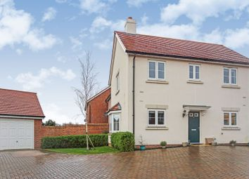 Thumbnail 3 bed semi-detached house for sale in Telegraph Road, Andover