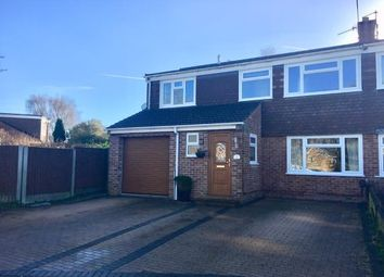 Thumbnail 4 bed semi-detached house for sale in Verity Crescent, Poole