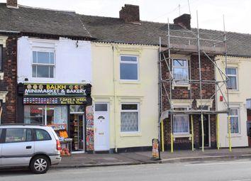 Thumbnail 2 bed terraced house for sale in Regent Road, Hanley, Stoke On Trent