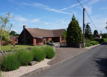 Thumbnail 4 bed detached bungalow for sale in Stoney Lane, Coleorton