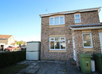 Thumbnail 1 bed flat for sale in Marston Walk, Normanton
