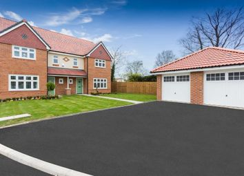 Thumbnail 4 bed semi-detached house for sale in Plot 9, The Epsom, The Thatch, Garstang, Preston, Lancashire