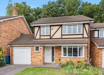 Thumbnail 4 bed detached house for sale in Tippits Mead, Binfield