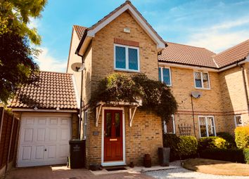 Thumbnail 3 bed end terrace house for sale in Carswell Gardens, Wickford