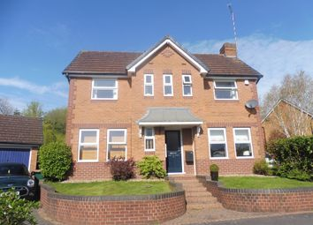 Thumbnail 3 bed detached house for sale in Cromes Wood, Coventry