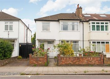 Thumbnail 4 bed semi-detached house for sale in Emlyn Road, London