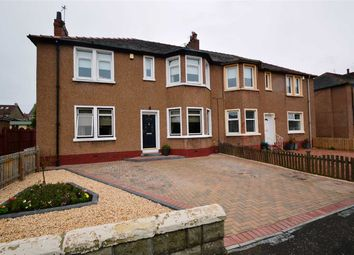 Thumbnail 2 bed flat for sale in Earnock Avenue, Motherwell