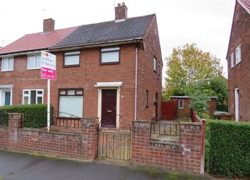 Thumbnail 2 bedroom semi-detached house for sale in Stanks Avenue, Leeds